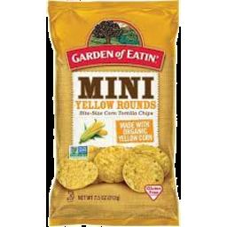 Photo of Garden of Eatin Mini Yellow Rounds