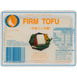 Photo of Joyce Tofu Firm (300g)