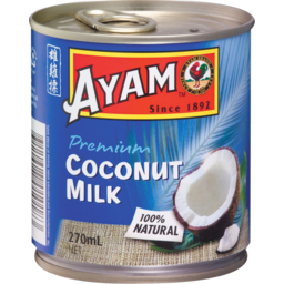 Photo of Ayam Coconut Milk (270ml)