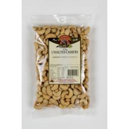 Photo of Yummy Salted Cashews 375g