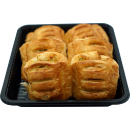 Photo of Mini Cheese & Chive Pastries 6 Pack