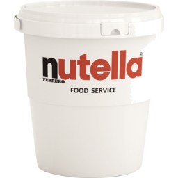 Photo of Nutella Hazelnut Spread With Cocoa 3kg Foodservice