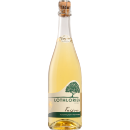 Photo of Lothlorien Winery Dry Sparkling Fruit Wine Apple & Feijoa 750ml