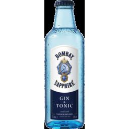 Photo of Bombay Gin & Tonic Sapphire 275ml