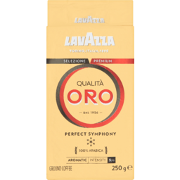 Photo of Lavazza Qualita Oro Perfect Symphony 100% Arabica Ground Coffee 250g