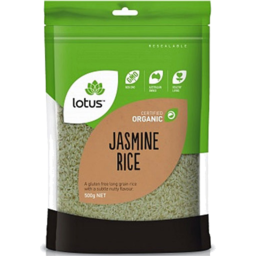 Photo of Lotus Rice - Jasmine