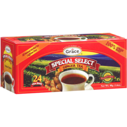 Photo of Grace Special Select Ginger Tea