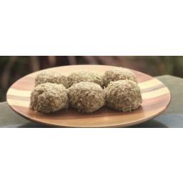 Photo of Chicken Patties Thai Cocnut Lemon Grass In Panko Crumb