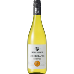 Photo of McWilliams Inheritance Chardonnay 750ml