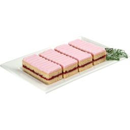 Photo of Couplands Raspberry Slice 340g