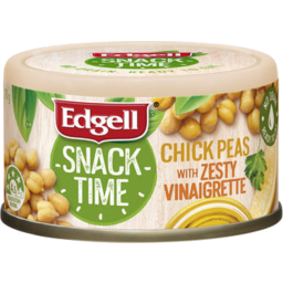 Photo of Edgell Chick Peas with Zest Vinaigrette 70gm