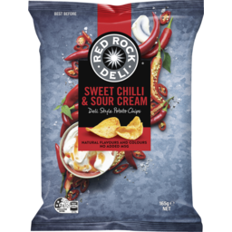 Photo of Red Rock Deli Pc Swt Chili&Scr 165gm