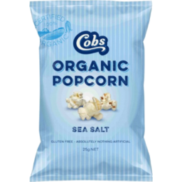 Photo of Cobs Organic Popcorn Sea Salt 80gm