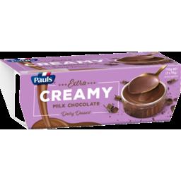 Photo of Pauls Extra Creamy Milk Chocolate Dairy Dessert 190g