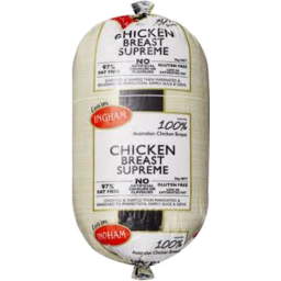 Photo of Ingham Chicken Breast Supreme per kg