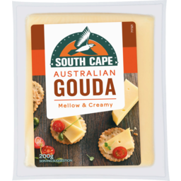 Photo of South Cape Australian Gouda 200gm