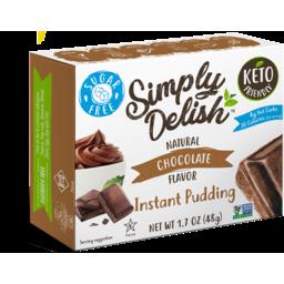 Photo of Simply Delish Chocolate Pudding