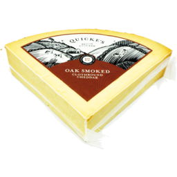 Photo of Quickes Smoked Cheddar