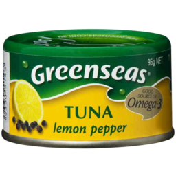 Photo of Greenseas Tuna Lemon Pepper 95gm