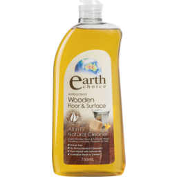 Photo of Earth Choice All-In-One Wood Floor Cleaner 750ml