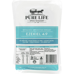 Photo of Pure Life Bakery Sprouted Ezekiel Loaf (Unsliced)