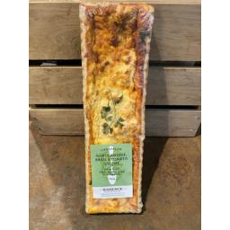 Photo of Essence Goat Cheese, Basil & Tomato Quiche 720g
