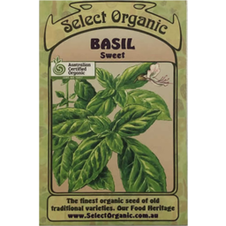 Photo of Select Organic Seeds - Basil 120 seeds