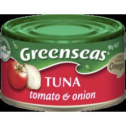 Photo of Greenseas® Tuna Tomato & Onion 95g