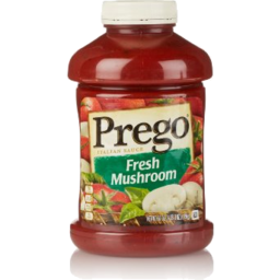 Photo of Prego Campbell's Spaghetti Sauce With Mushroom