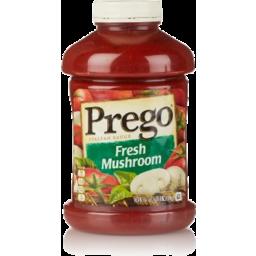 Photo of Prego Campbell's Spaghetti Sauce With Mushroom