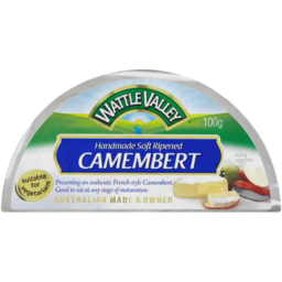 Photo of Wattle Valley Camembert 110g