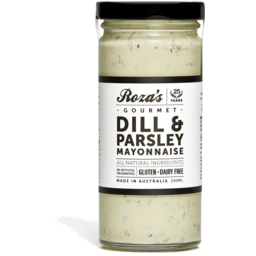 Photo of Roza's Dill & Parsley Mayonnaise