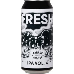 Photo of Garage Project Fresh Beer Ipa Vol. 4ml