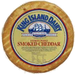 Photo of King Island Cheese Cheddar Stokes