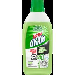 Photo of Easy Off Bam Drain 2 In1 Eucalyptus Fragrance Cleaner 500ml
