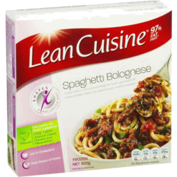 Photo of Lean Cuisine Spaghetti Bolognese 300gm