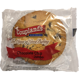 Photo of Couplands Jumbo Biscuit Choc Chip