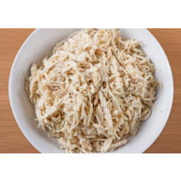 Photo of Shredded Chicken Meat
