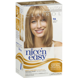 Photo of Nice 'N Easy Clairol Nice'n Easy 9a Light Ash Blonde