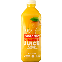 Photo of Juicy Isle Juice Orange 1.5L