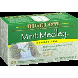 Photo of Bigelow Herbal Tea Mint Medley - 20 Ct