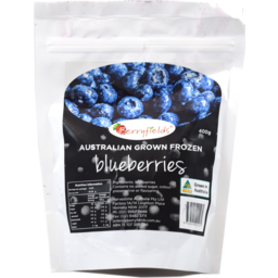 Photo of Berryfields Frozen Blueberries 400gm