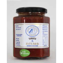 Photo of Lean To Kitchen Tomato Relish