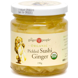 Photo of The Ginger People Ginger - Sushi