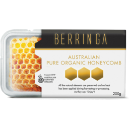Photo of Berringa Honey - Honeycomb