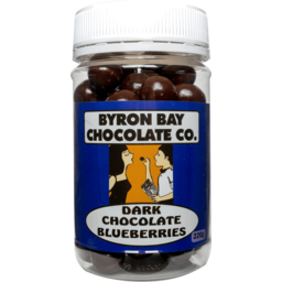 Photo of Byron Bay Chocolate Co Dark Chocolate Blueberries