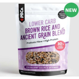 Photo of Low Carb Brown Rice 500g