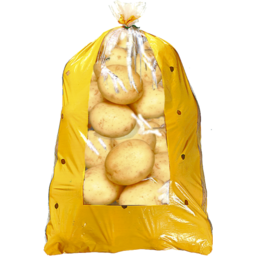 Photo of 4 KG WASHED PRE PACKED POTATOES