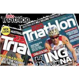 Photo of 220 Triathlon Magazine