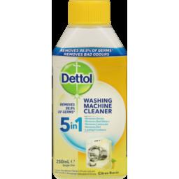 Photo of Dettol Washing Machine Cleaner Citrus Burst 250ml